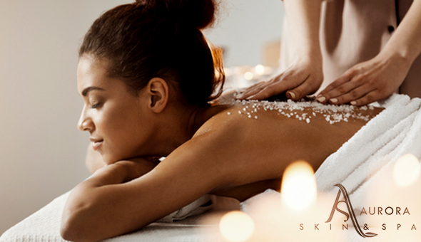 A 90-Minute Luxury Spa Experience at Aurora Day Spa, Century City!