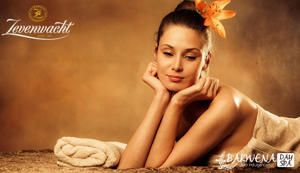 The Exclusive Full Day Spa Experience at Bakwena Day Spa, Zevenwacht Wine Estate! Includes: 6 Luxury Spa Treatments, Breakfast, Lunch, Beverages & More!