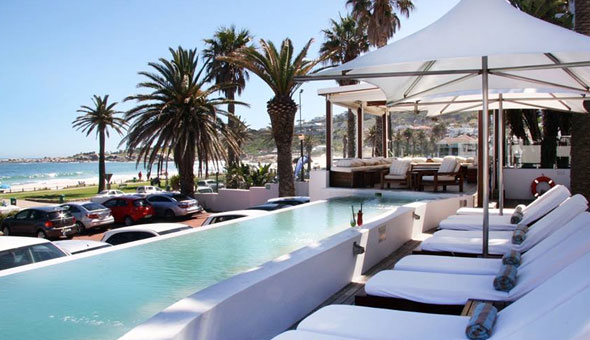 Luxury Getaway for 2 People, including Breakfast & Sunset Cocktails at The Bay Hotel, Camps Bay!