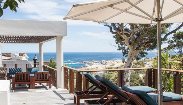 Luxury Getaway for 2 People, including Breakfast & Sunset Cocktails at Camps Bay Retreat!