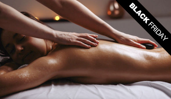 R89 Black Friday Sale! A Luxury Swedish or Aromatherapy Back of Body Massage at The 5-Star Cape Royale Luxury Hotel & Spa!