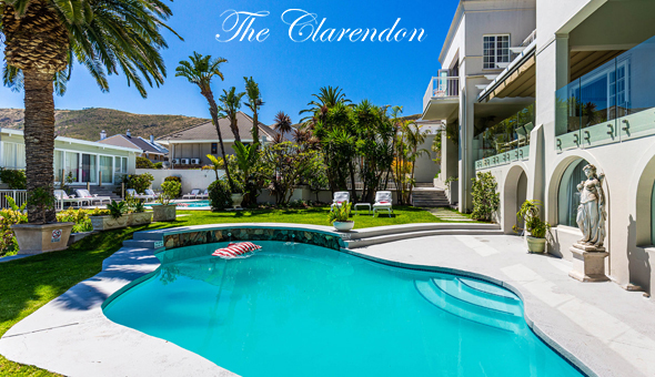 The Clarendon, Fresnaye: Luxury Getaway for 2 People, including Breakfast, Welcome Drinks and Afternoon Tea & Cake!