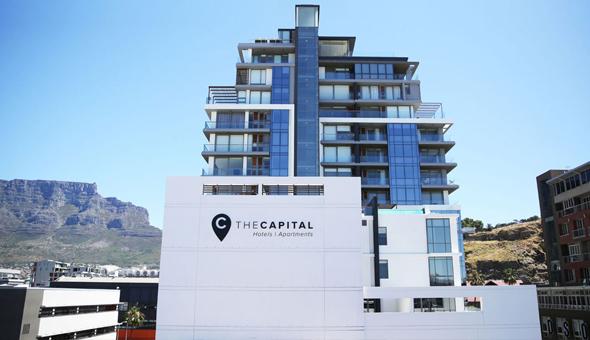 Luxury Getaway for 2 People at The Capital Mirage, De Waterkant!