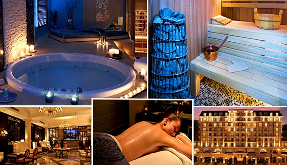 A Luxury Couples Spa Package at Casuarina Wellness Centre at The 5-Star Cape Royale Luxury Hotel!