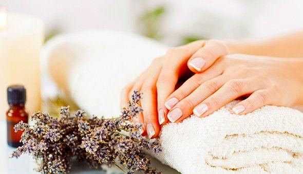 A Full Manicure with Gel Polish at Fleur Beauty, Helderberg!