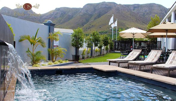 Getaway for 2 People in a Guest Suite at The 4-Star Oude Schuur Luxury Boutique Accommodation!