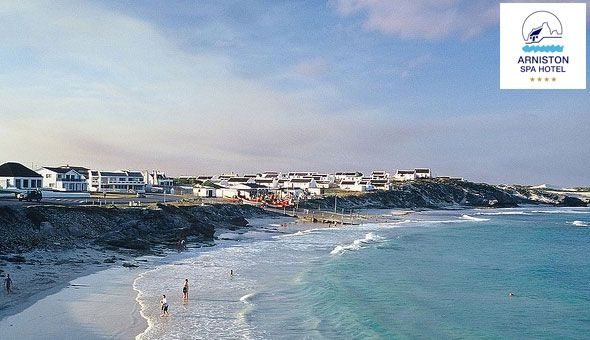 A 2 Night Stay for 2 People, including Breakfast at The 4-Star Arniston Spa Hotel!