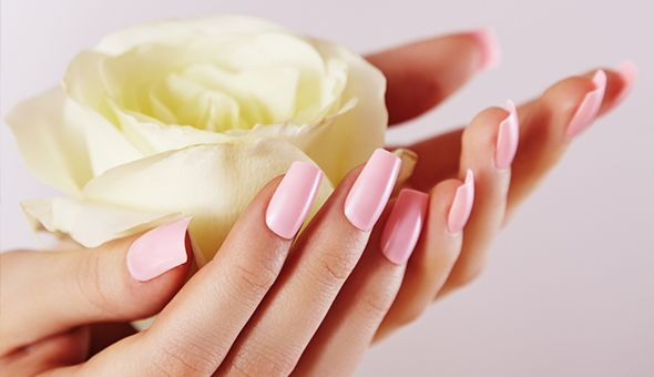 A Full Manicure with Gel Application or a Full Pedicure with Gel Application at Utopia Beauty Bar, Tierberg Road, Parow!
