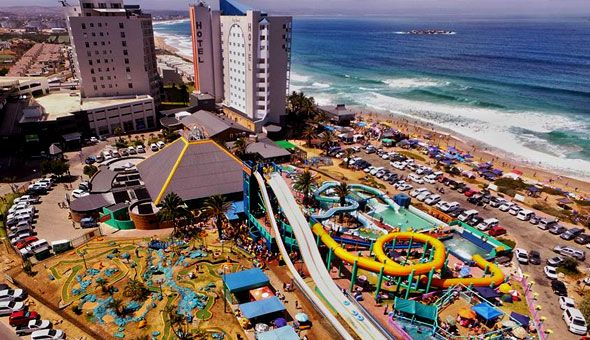 A 2 Night Getaway for 2 People in a Sea Facing Superior Room with your own Private Balcony, including Breakfast at The 4-Star Diaz Hotel & Resort, Mossel Bay