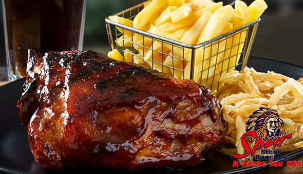 Silver Dollar Spur, GrandWest: A 2-Course Dining Experience for 2 People! Dine on the likes of: 800g Eisbein, Cheddamelt Steak, Nachos Mexicana & More!