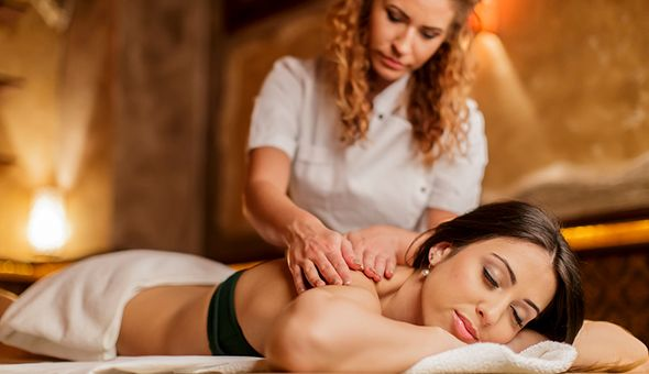 A Luxury Swedish or Aromatherapy Full Body Massage at Glamden, located at Kavanagh's Hair & Beauty, Sea Point!