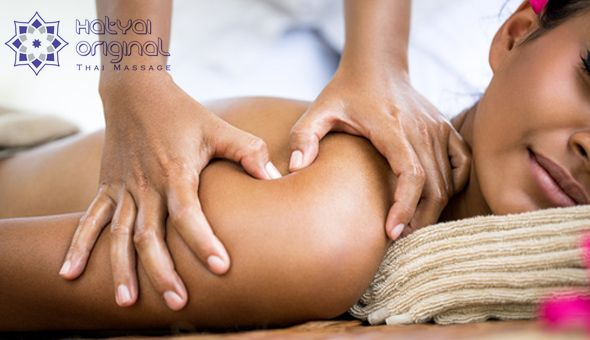 Choice of Thai Full Body Massages at Hatyai Original Thai Massage, Sea Point!