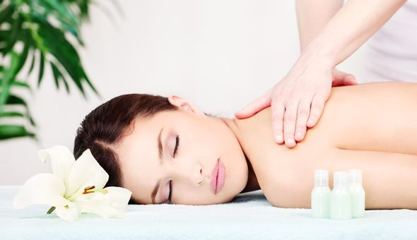 Choice of Luxury Full Body Massages at Haus Of A'Mel Aesthetics Spa, Century City!