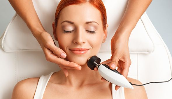 A Non-Surgical Radio Frequency Facial at La Glace Beauty Clinic, Sea Point!
