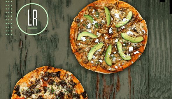 Canal Walk: Gourmet Burgers or Pizzas for 2 People at La Rocca!