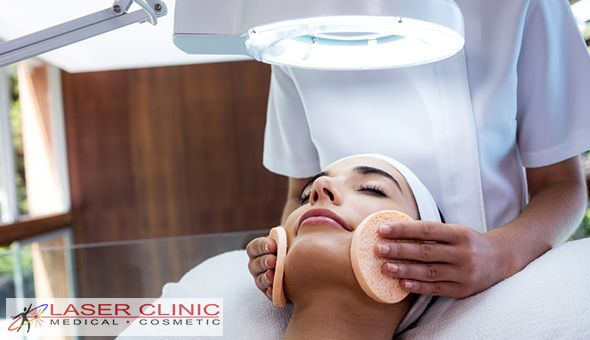Up to 78% OFF on Facial Peels at Laser Clinic!