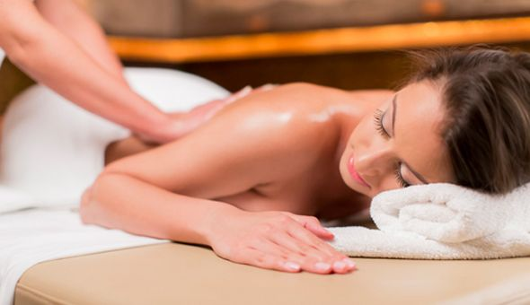 A Luxury Full Body Massage at Lavish Looks Professional Skincare & Beauty, Blouberg!