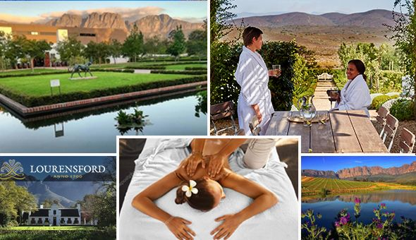 Exclusive: A Luxury Spa Experience at Lourensford Wine Estate & Boutique Day Spa!