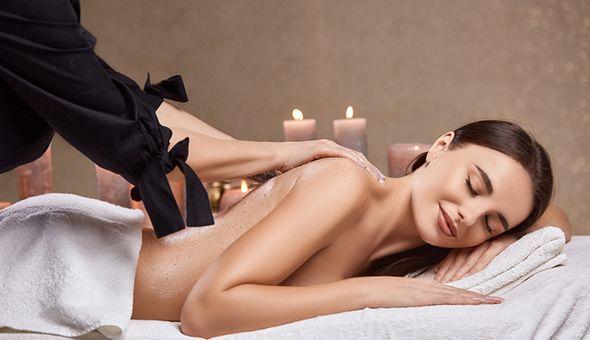A Luxury Full Body Swedish Massage at Iconic Hair & Beauty, Athlone or Parow!