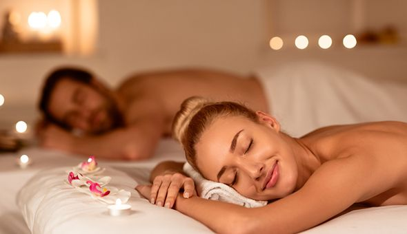 Luxury Couples Full Body Massage at Meraki Beauty, Century City!