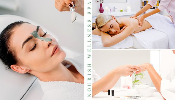 Choose Your Luxury Spa Treatment for only R199! Treatment Menu: Deluxe Nail Treatments, Choice of Body Massages, Reflexology Session, Facial & Mini-Spa Packages!