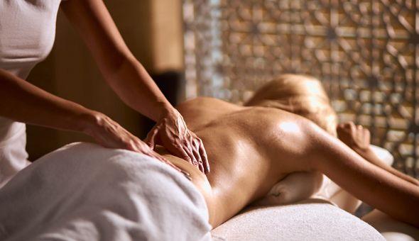 A Luxury Full Body Massage at Harmonie Beauty Lounge, Sandown! Massage Choices: Swedish, Hot Stone, Deep Tissue, Trigger Point & More!