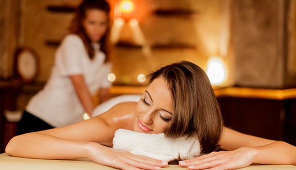 Century City: A Luxury Spa Experience at The Purple Orchid Spa! Includes: Decadent Lindt Spoils, Luxury Swedish Body Massage, Lemongrass Body Scrub, Hydrating Facial & More!