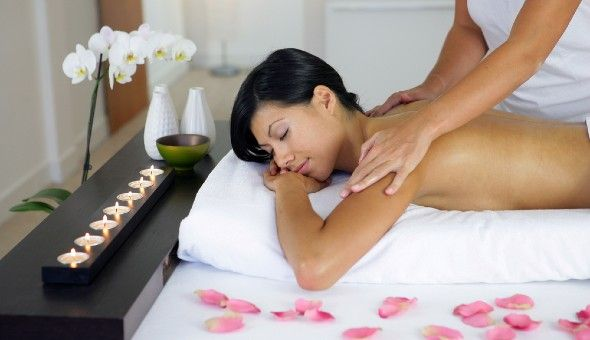 The Deep Relaxation Massage Package at Rose Day Spa, High Street Lifestyle Centre, Tygervalley!