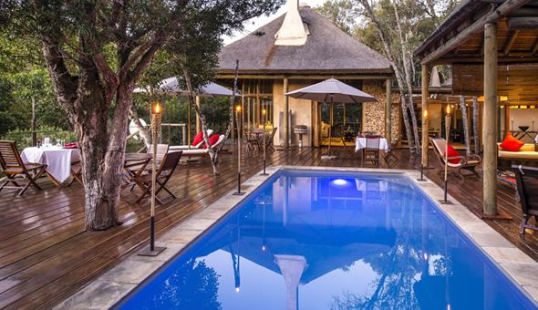 Escape to luxurious Trogon House & Forest Spa for a 2 or 3 Night Stay for 2 People in a Deluxe Forest Suite, including Breakfast!