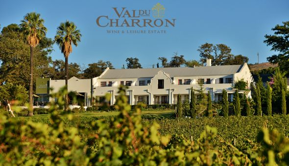 December: A 3 Night Stay for 2 People in a Luxury Suite at The 4-Star Val Du Charron Wine and Leisure Estate!