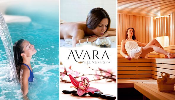 Choice of Luxury Spa Packages at Avara Wellness Spa, Century City. Includes: Luxury Spa Treatments, Spa Treats, Beverages & Use of the Spa Facilities!