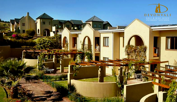 Exclusive: A 2 Night Stay for 2 People, including Breakfast, Dinner, Luxury Couples Spa Treatments, Golf, a Bottle of Wine and a Wine Tour and Game Drive!