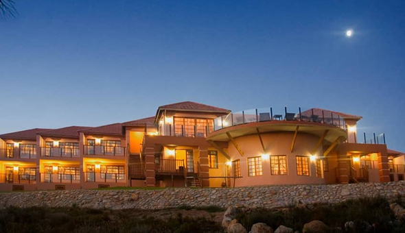 A 2 Night Stay for 2 People in a Lodge Room at R999!