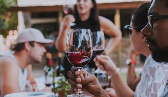 An Exclusive Wine Tasting Experience for up to 4 People at Kirabo Private Cellar & Vineyards!