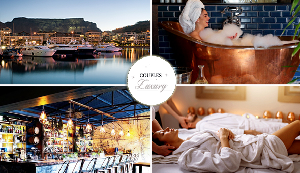 Exclusive: Luxury Getaway for 2 People, including Breakfast, Seafood Dining and a Couples Spa Package!