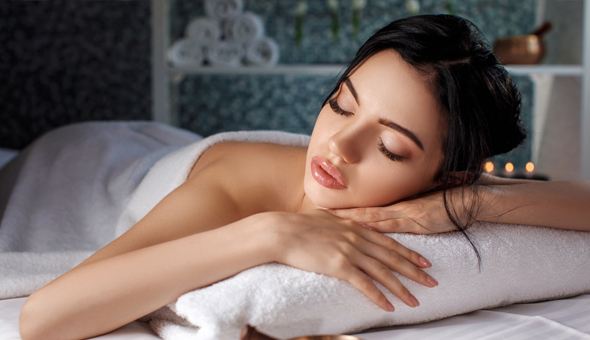 Luxury Full Body Swedish Massage, including a Cocktail at The Purple Orchid Day Spa, located at The 4-Star Hyde Hotel, Sea Point!