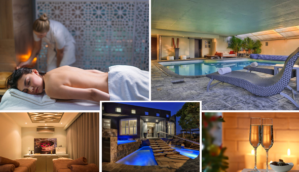 Bantry Bay: An Exclusive Spa Experience at Sapphire Spa, located at the The 5-Star O on Kloof Boutique Hotel!