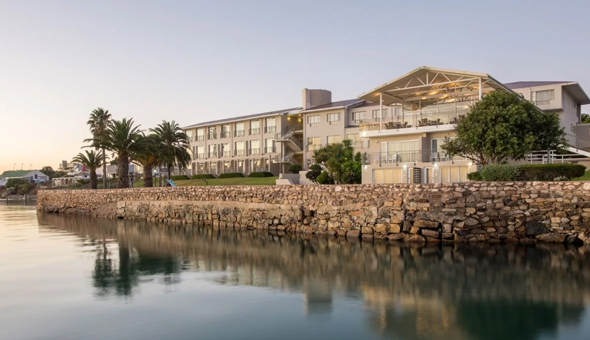 Family Getaway: A 2 Night Stay for 2 Adults & 2 Kids, including Buffet Breakfast at Saldanha Bay Hotel!