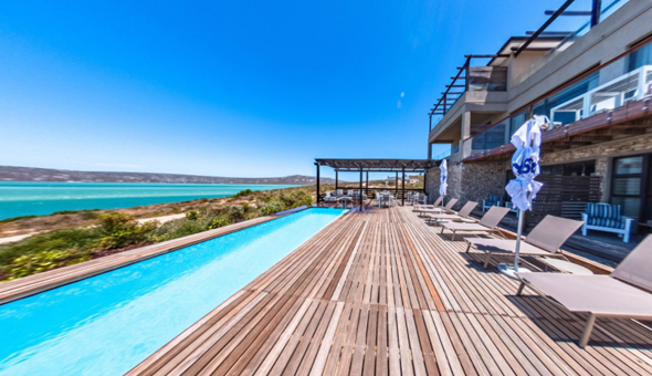 Family Getaway for 2 Adults & 2 Kids in a Family Suite, including Breakfast at Shark Bay Accommodation & Spa, Langebaan Lagoon!