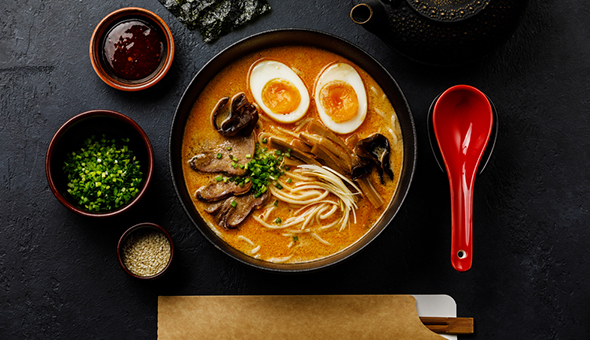 A 2-Course Dining Experience for 2 People at Thaiyashi Thai Food & Sushi Bar, Newlands! Dine on the likes of; Beef Ramen, Salmon Roses, Thai Green Curry, Prawn Ramen & More!