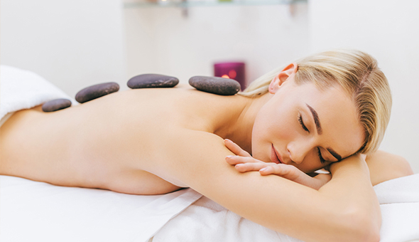 Eden on the Bay: A Full Body Swedish or Hot Stone Massage at Toned & Polished!