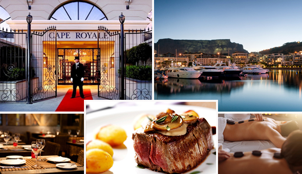 Luxury Couples Spa Package and an Exclusive 2-Course Gourmet Dining Experience for 2 People!