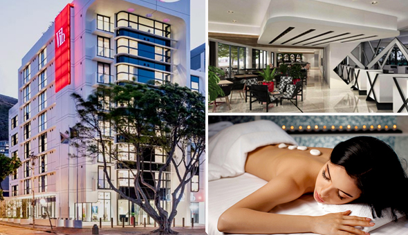 Exclusive: A Luxury Couples Spa Package and a 2-Course Gourmet Dining Experience for 2 People!